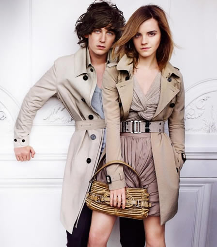 Photo burberry shoot