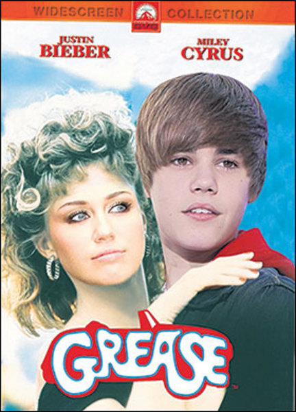 Justin Bieber Wants to Play in Grease Movie with Miley
