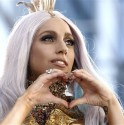 Lady Gaga heart