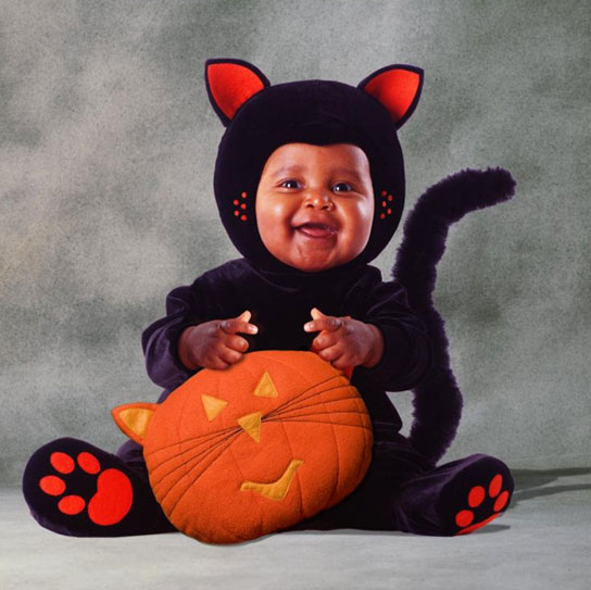 Scary Halloween Babies ;-) -