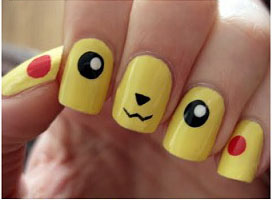 These Nails Just Look So Cute