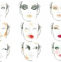 MAC-faces-Paris-fashion-shows