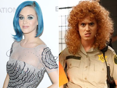 Katy Perry Raising Hope on Pop Star Makeunders Katy Perry Raising Hope