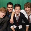 Kendall Schmidt, James Maslow, Logan Henderson, Carlos Pena